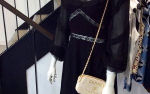 miumiu イブニングドレス