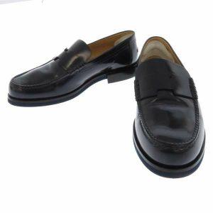 ビジネスシューズ ローファー メンズサイズ40 靴 メンズ (約25cm)