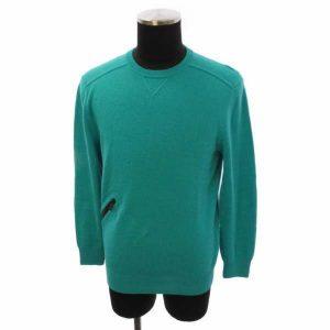 エルメス セーター メンズサイズS フロントファスナー ロングスリーブ